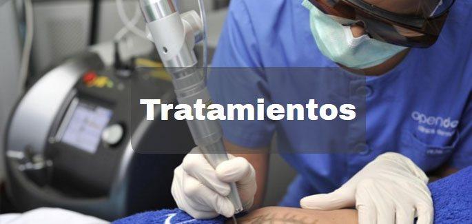 Tratamientos Openderma