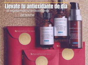 antioxidante-ceferulic-regalo-resveratrol-skinceuticals-openderma-murcia